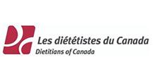 logo Les Diététistes du Canada