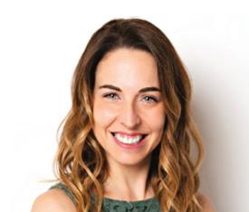 Roxanne Papineau - Auteure du livre Savoir quoi manger - Santé rénale - 21 jours de menus
